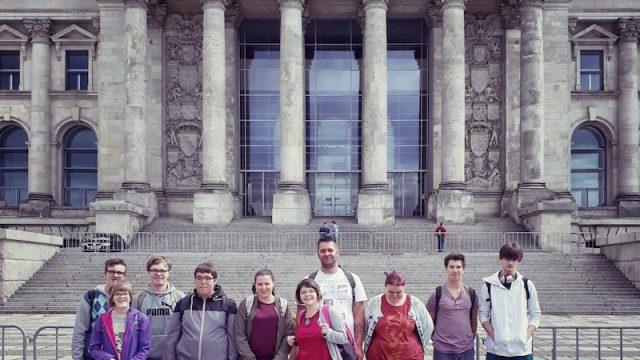 Klassenfahrt 11. Klasse Berlin