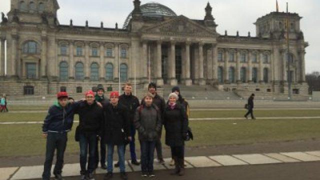 Klassenfahrt der 11b nach Berlin
