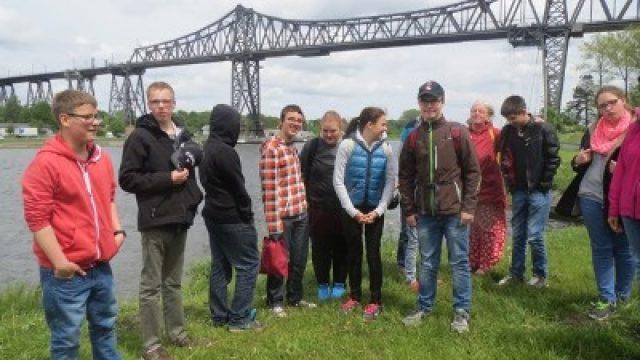 Fahrt der 8. Klasse nach Schleswig – Holstein