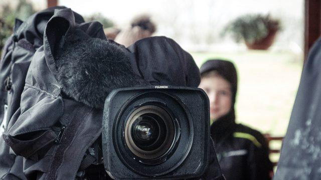 """Der NDR """"Bingo!Die Umweltlotterie"""" zu Gast an der IWS"""
