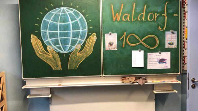 Waldorf 100 Festwoche-Tag 1