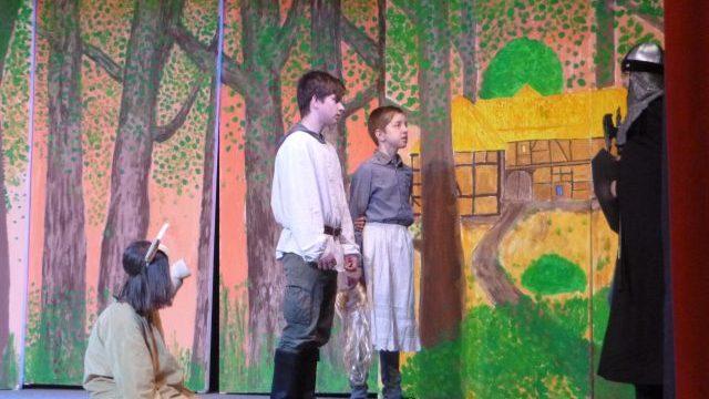 Der kleine Ritter Trenk – Klassenspiel der 8. Klasse